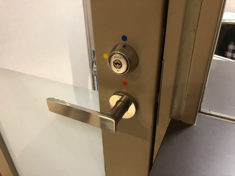 鍵開け マンションの守衛室 鍵の110番アドロック