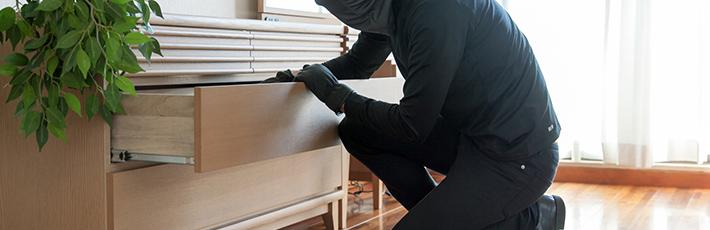 空き巣被害に遭わないために鍵屋アドロック