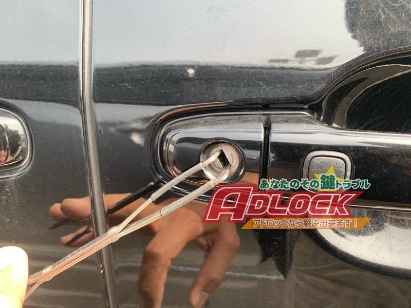 トヨタ インロック解錠