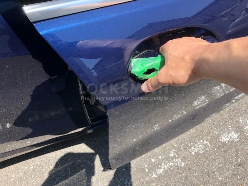 BMW インロック解錠